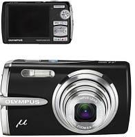 Цифровой фотоаппарат Olympus Mju 840 Black