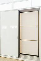 Раздвижные двери-купе с закрытым профилем «Solid», фото 1