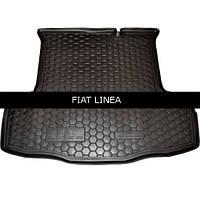 Коврик в багажник Avto Gumm для Fiat Linea 2007-