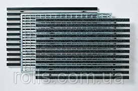 ACO Vario решётка из оцинкованной стали 600х400х20 мм для поддержания чистоты при входе в дом.