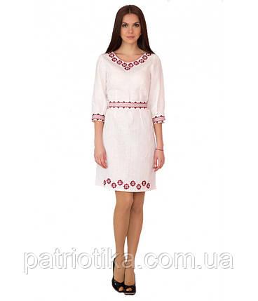 Вышитое платье М-1017 | Вишите плаття М-1017, фото 2