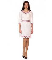Вышитое платье М-1017 | Вишите плаття М-1017