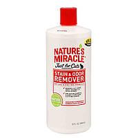Natures Miracle Универсальный уничтожитель запахов и пятен для кошек 946мл