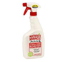 Natures Miracle Just for cat Spray Уничтожитель запаха кошачьих меток и мочи 710мл