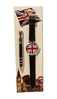 """Часы детские наручные """"Britain"""" + ручка"""