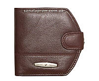 Женский кошелек кожаный ракушка