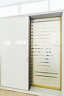 Двери раздвижные в шкаф-купе профиль «Modus» , фото 1