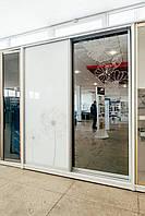 Двери-купе в сборе для шкафов купе «Comfort» закрытая