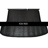 Коврик в багажник Avto Gumm для KIA Rio Sedan 2005-2011