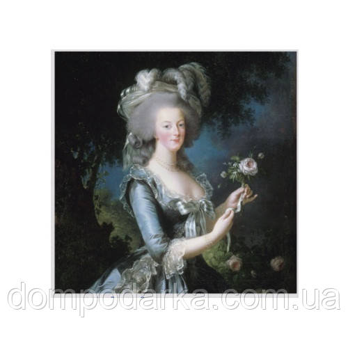 Саше парфюмированное Мария Антуанетта / Роза (LeBlanc France) Sachet Parfume