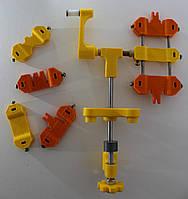 Устройство для изготовления серьг (кисточек) со сменными насадками