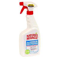 Natures Miracle Уничтожитель запахов 3 в 1 – спрей с ароматом свежего белья 710 мл