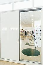 Двери-купе в сборе с профилем «Modern» закрытая ручка
