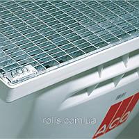 ACO Vario решётка из оцинкованной стали 1000х500х20 мм для поддержания чистоты при входе в дом, фото 1