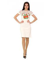 Вышитое платье М-1042-3 | Вишите плаття М-1042-3, фото 3