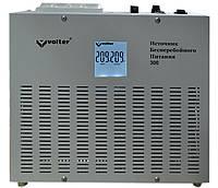 ИБП Volter ИБП-300, для котла, чистая синусоида, внешняя АКБ