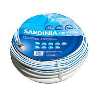 Шланг поливочный 5-слойный 3/4 50м SARDINIA Tecnotubi Италия