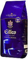 Кофе в зернах Eilles Gourmet Caffe Crema 1 кг.