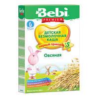 Bebi Premium безмолочная овсяная каша
