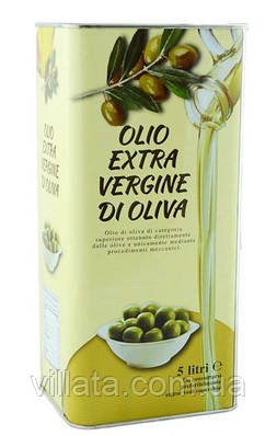Оливковое масло на разлив Olio Extra Vergine 1L (в пласт. бут.)