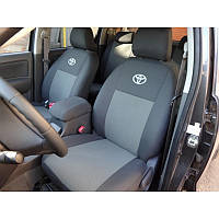 Чехлы модельные для Toyota Yaris 2005-2011Elegant-CLASSIC №373