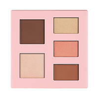 NYX RCP02 Rocker Chic Palette Heart Of Gold - Палетка теней для век