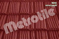 Композитная черепица Metrotile SHAKE (шейк) Red