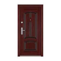 Дверь металлическая Саган МДФ 96 правая крона