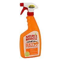 Nature's Miracle Orange-Oxy Уничтожитель пятен и запахов универсальный спрей 945мл