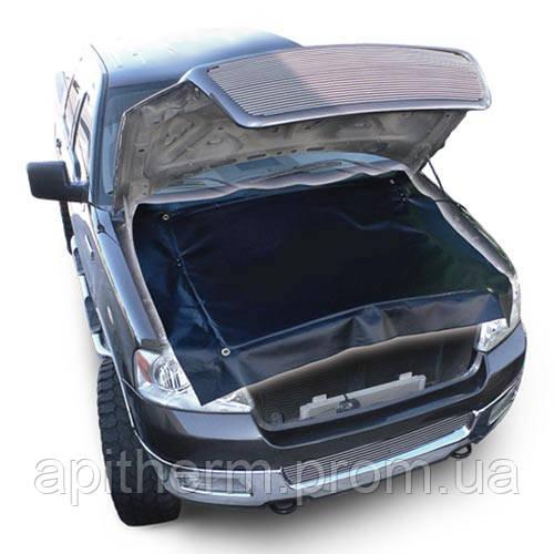 Автомобильный нагреватель.  Нагрев двигателя до +30°С в зимней период.