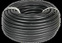 Рукав шланг резиновый бензо маслостойкий армированный текстильной нитью ГОСТ 10362-76 25мм ( 25м )