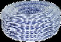 Шланг гофра спирально армированный сантехнический сифонный 75мм ( 25м )