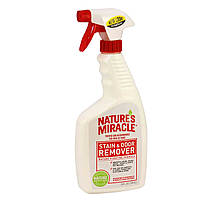 Nature's Miracle Stain&Odour  Stain&Odour Remover Spray Универсальный уничтожитель пятен и запахов 710 мл