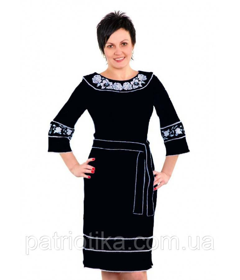 "Вышитое платье ""Очарование"" М-1014-5 | Вишите плаття ""Чарівність"" М-1014-5"