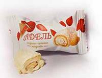 """Конфеты """"Адель"""" фабрики Акконд с цельным миндалём и нежным кремом"""