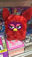 Фёрби красный интерактивная игрушка