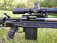 Ложа MDT HS3 для карабина Howa 1500/Weatherby Vanguard Short Action. алюминий. черный