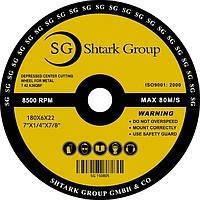 Круг абразивный отрезной Shtark Group