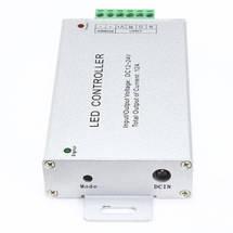 Контроллер 12V RGB для светодиодной ленты 288Вт 24А-радио-24 кнопки, фото 3