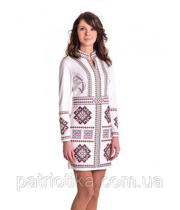 "Вишите плаття ""Карпатське"" М-1026-1 | Вишите плаття ""Карпатське"" М-1026-1, фото 2"