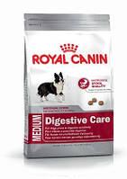 Royal Canin Medium Digestive Care - корм для собак средних размеров с чувствительным пищеварением  3 кг, фото 1
