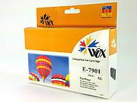 Струйный картридж EPSON T7901 Black (79XL) (C13T79014010) 41.8ml