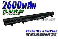 Аккумуляторная батарея Acer Aspire V5-431P V5-431G V5-551 V5-571G V5-471P AL12A72 AL12A32 4ICR17/65
