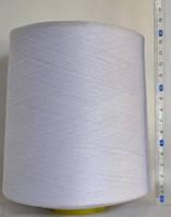 Швейная Нитка  40/2 1 кг(33869м ) белая китай
