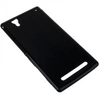 Original Silicon Case HTC One mini 2 Black