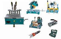 Комплект оборудования для изготовления 5-10 окон пвх в смену