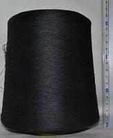 Швейная Нитка  40/2 1 кг(33869 м) черная китай