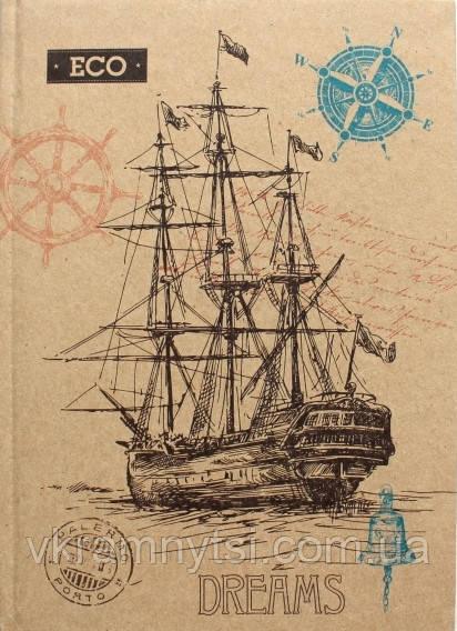 Еко-блокнот «Вітрильник». Формат А5