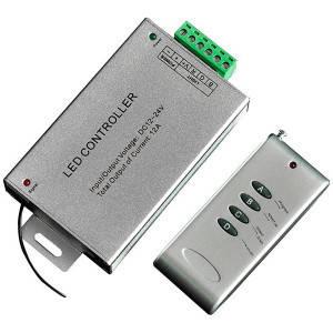 Контроллер 12V RGB для светодиодной ленты 144Вт 12А-радио-4 кнопки, фото 2