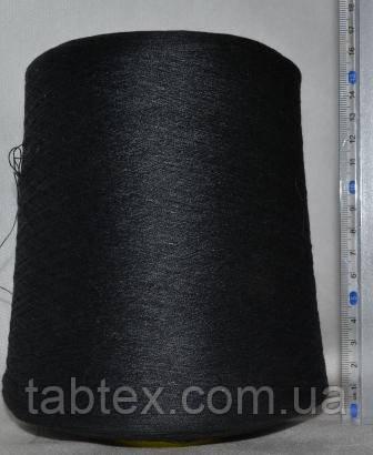 Швейная Нитка  20/2 1 кг(16935 м) черная китай